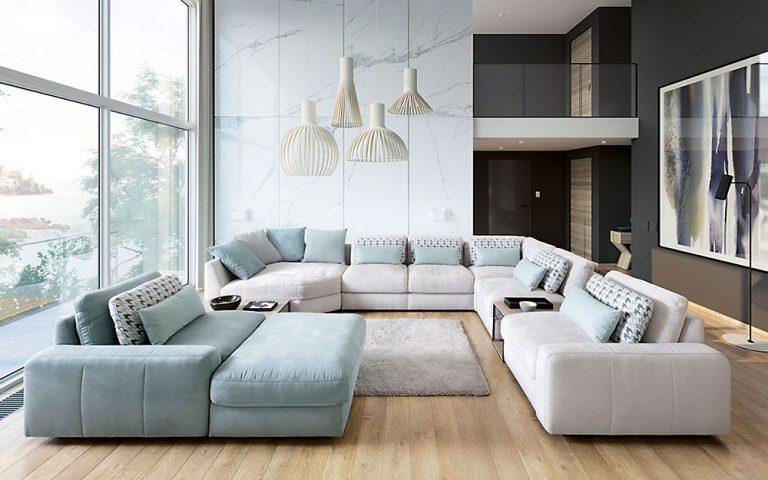 Ako si vybrať správnu sedačku do obývacej izby