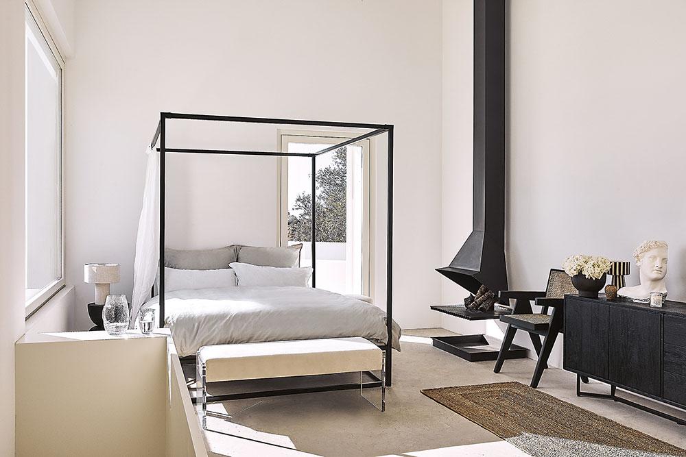 postele a matrace