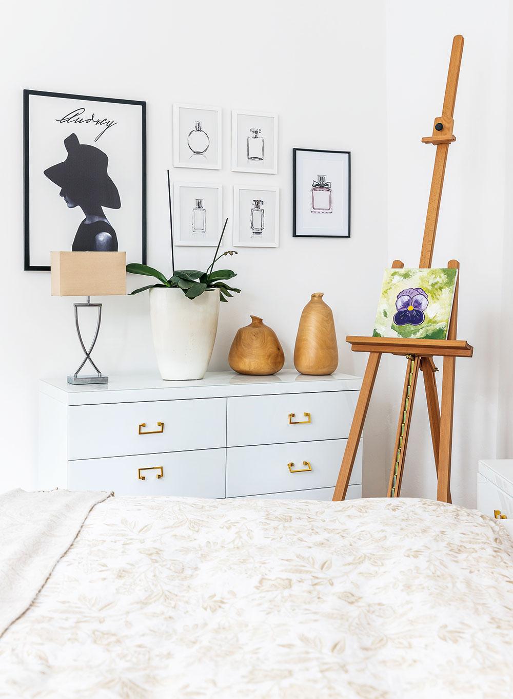 rekonštrukcia bytu v štýle art deco
