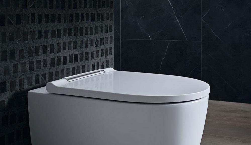 Závesné keramické WC