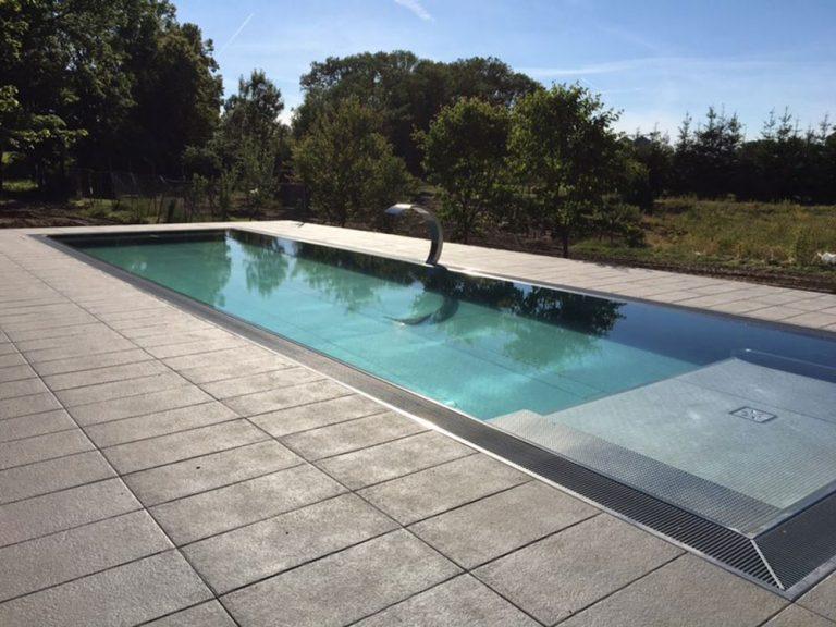 Veľkoformátová betónová dlažba. Luxus, ktorý si môžete dovoliť!