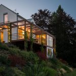 Dom v zlatom reze