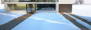 Proti mrazu môžete chrániť chodníky, odkvapy alebo kovové aj plastové potrubia