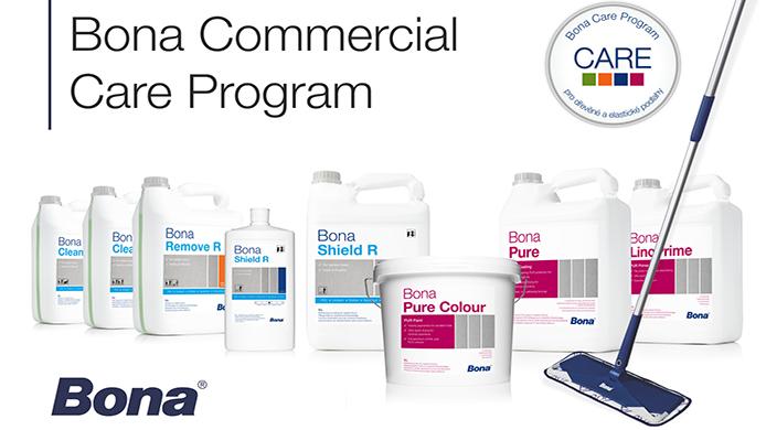 Pravidelnou údržbou k redukcii baktérií na podlahe