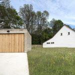 Rekonštrukcia vidieckej stavby v Borovej u Poličky