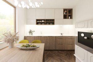 Dizajnérka radí, ako prerobiť kuchyňu v malom vidieckom domčeku