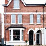 rekonštrukcia bytu Edwardovskom štýle v britskom Nottinghame