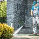 čistenie chodníkov