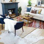 koberec v interiéri