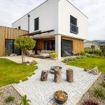 Nízkoenergetický dvojpodlažný dom
