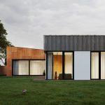 Rodinný dom s takmer nulovou spotrebou energie.