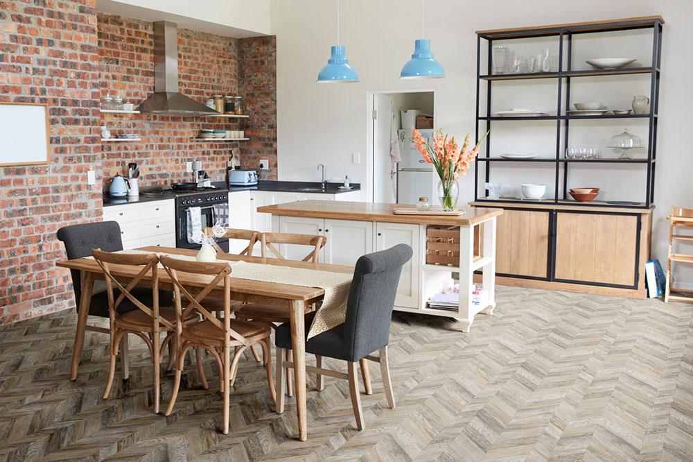 Vinylové podlahy Gerflor s textilnou podložkou lákajú svojimi dekormi a pokládkou bez lepidla