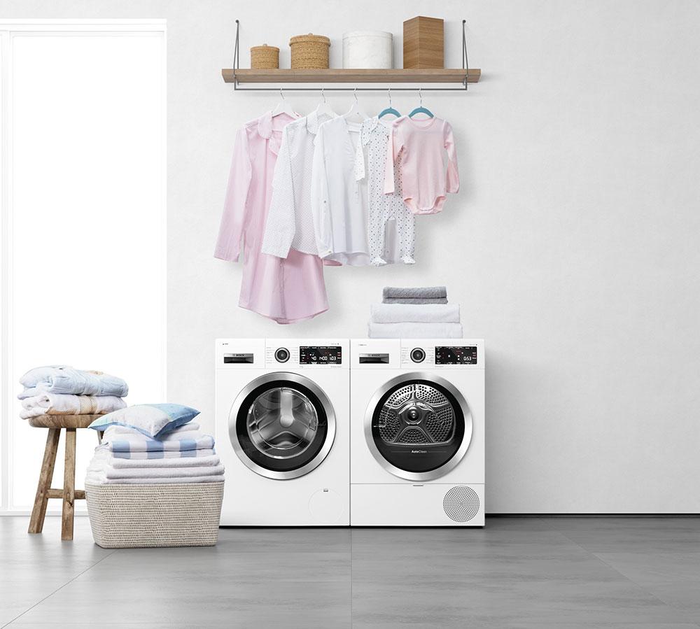 domáce spotrebiče pračka a sušička