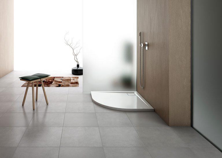 Nové sprchové vaničky LIVADA. SanSwiss sa aj tu nechal inšpirovať prírodou!
