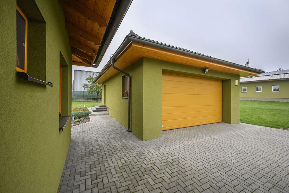 stavebný materiál na bungalov