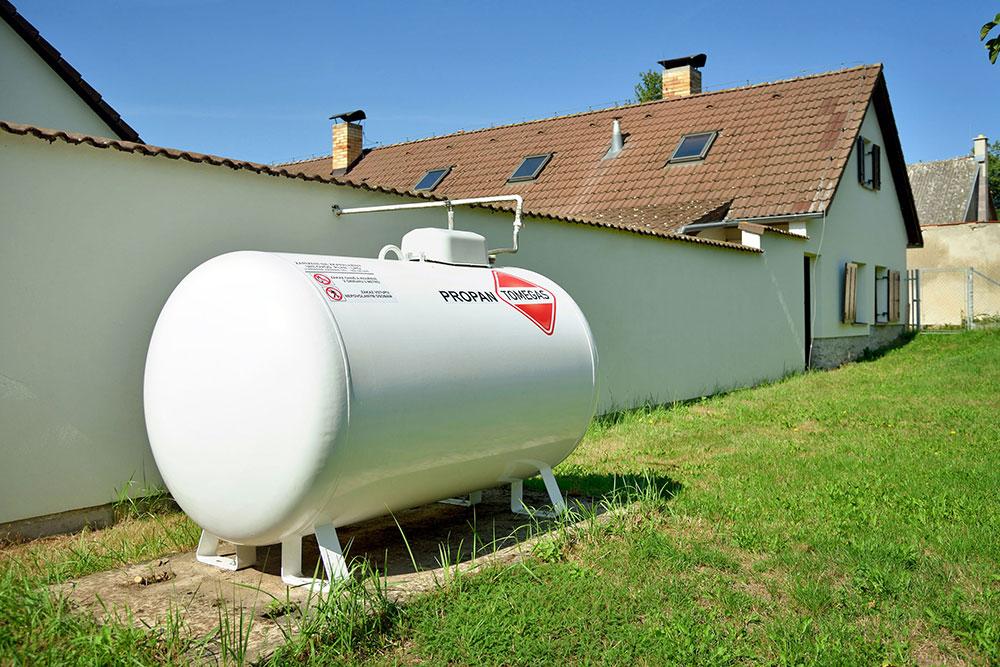 Rekonštruujete dom a hľadáte vhodný spôsob vykurovania? Skúste kvapalný plyn