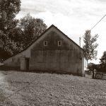 pôvodný stav vidieckeho statku pred rekonštrukciou