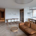 Prestavba štvorizbového bytu