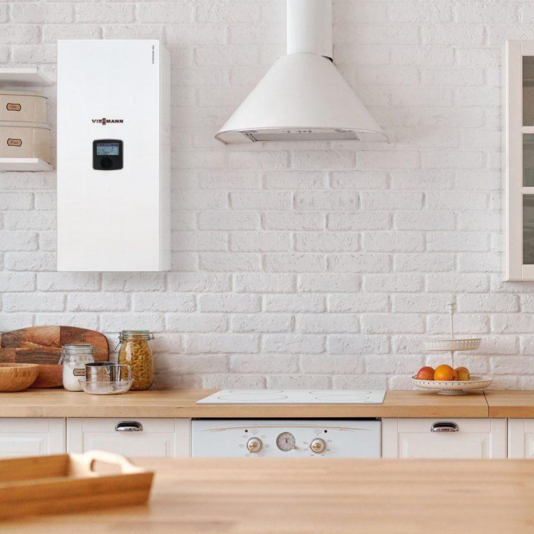 Kompaktné rozmery, jednoduchosť a efektivita – to sú elektrické kotly