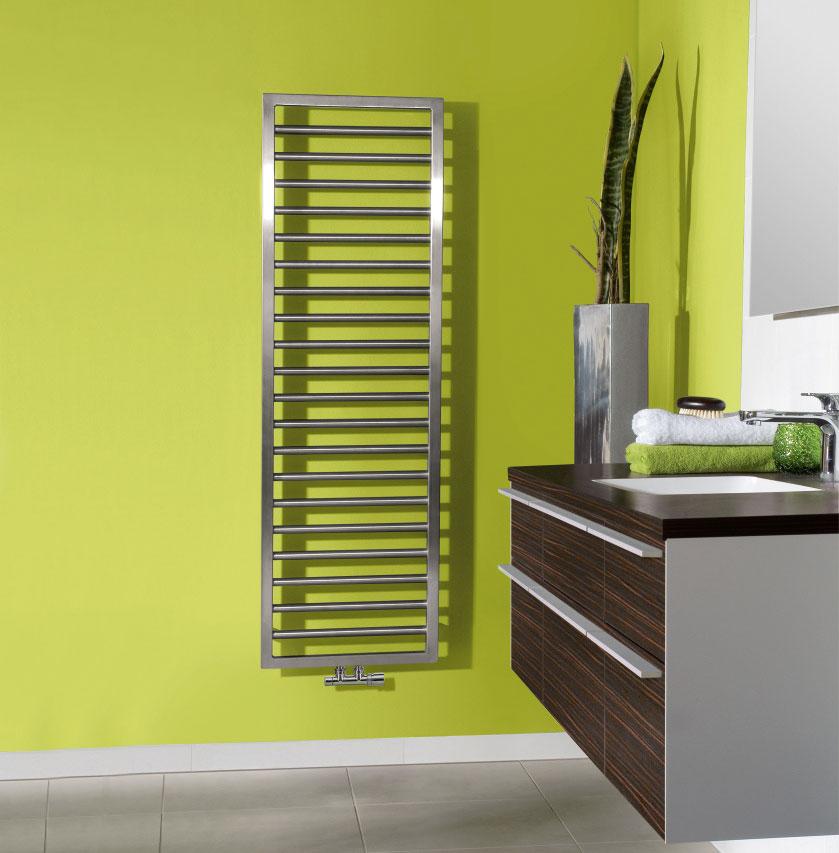 kúpeľňový radiátor