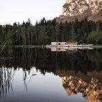 Dom pri jazere Völs