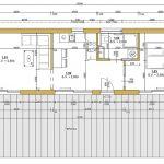 pôdorys modulového domu na kľúč