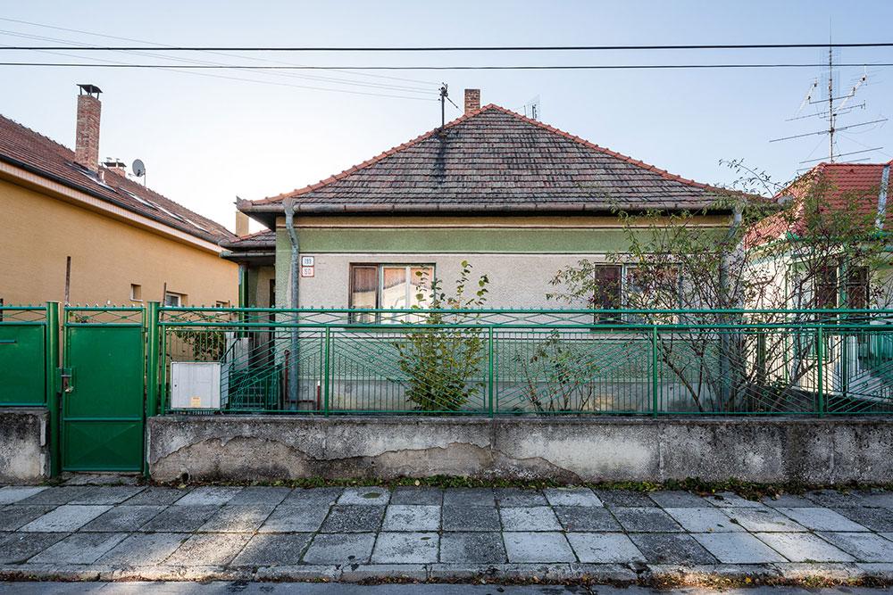 Dom pred rekonštrukciou