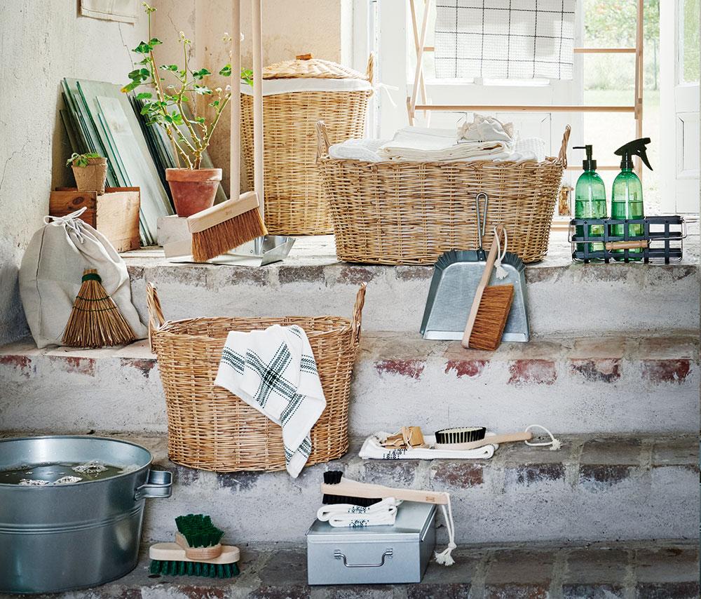 Ako poupratovať celý byt úplne bez chémie