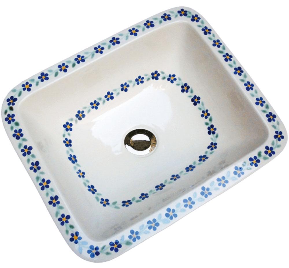 Ručne vyrobené umývadlo