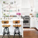 kuchyňa v bielom