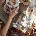 vianočná krabička na sušienky