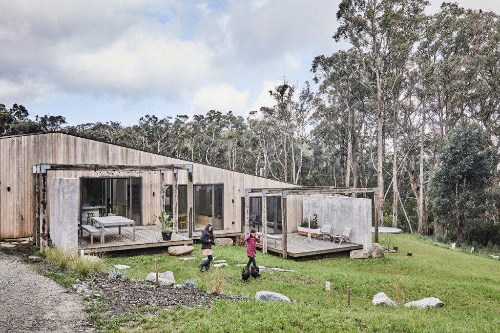 Pasívny rodinný dom v horách