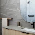 sivá kúpeľňa