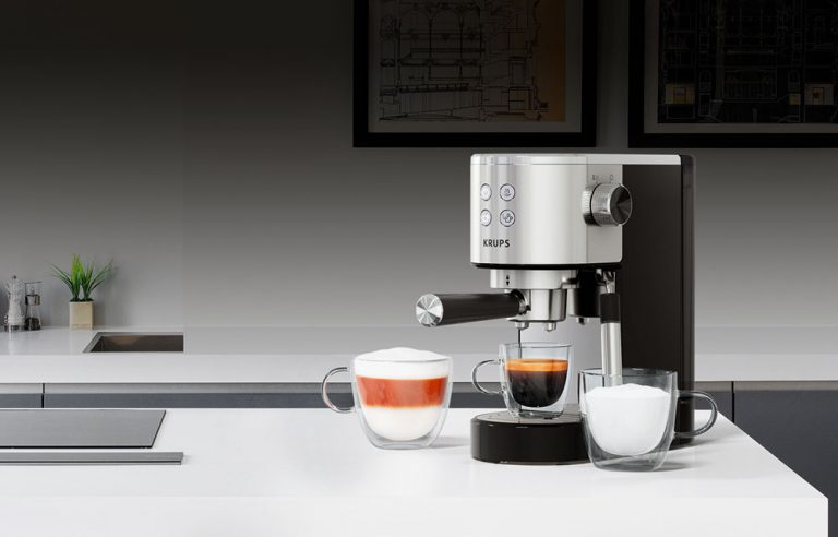 Virtuózne krémové espresso!