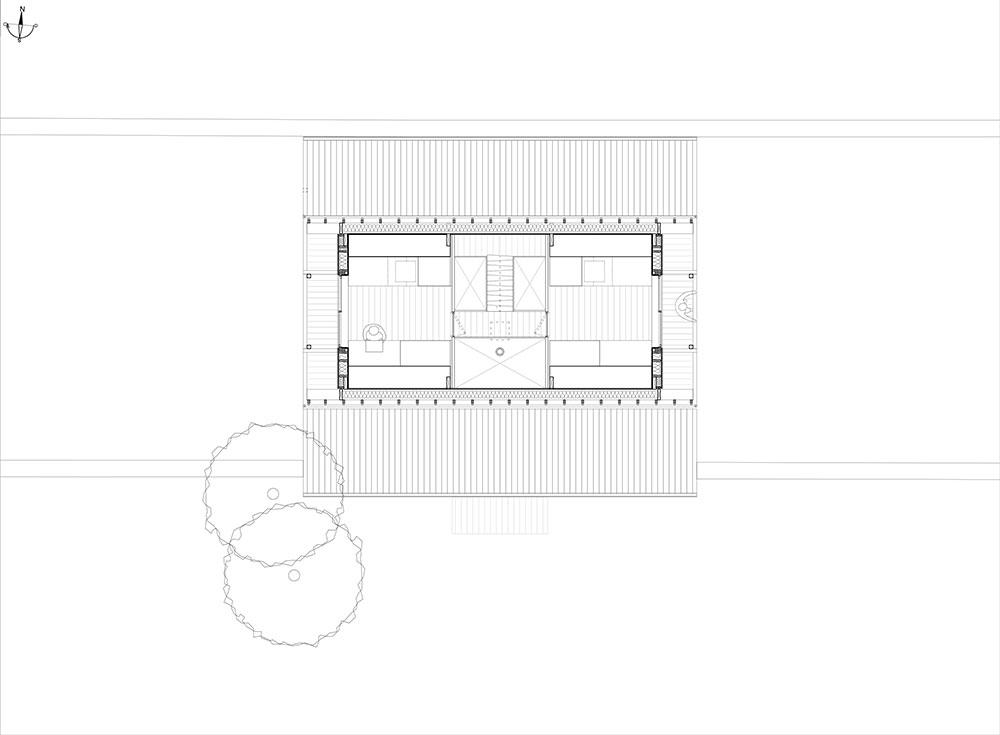 MaisonEntreLesMurs_Plans_04_SecondFloor
