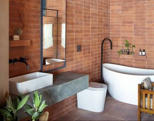 Ako si navrhnúť kúpeľňu, v ktorej sa budete cítiť dobre