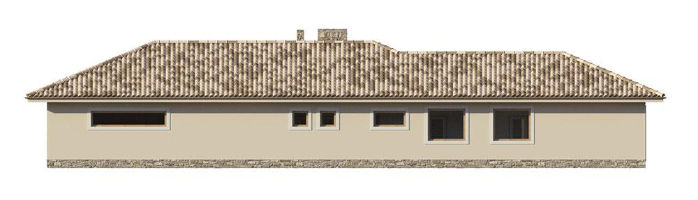 Murovaný rodinný dom JAVIJANI 124