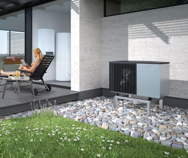 Vitocal 200-S: Moderná atraktívna alternatíva tepelných čerpadiel pre novostavby a modernizácie
