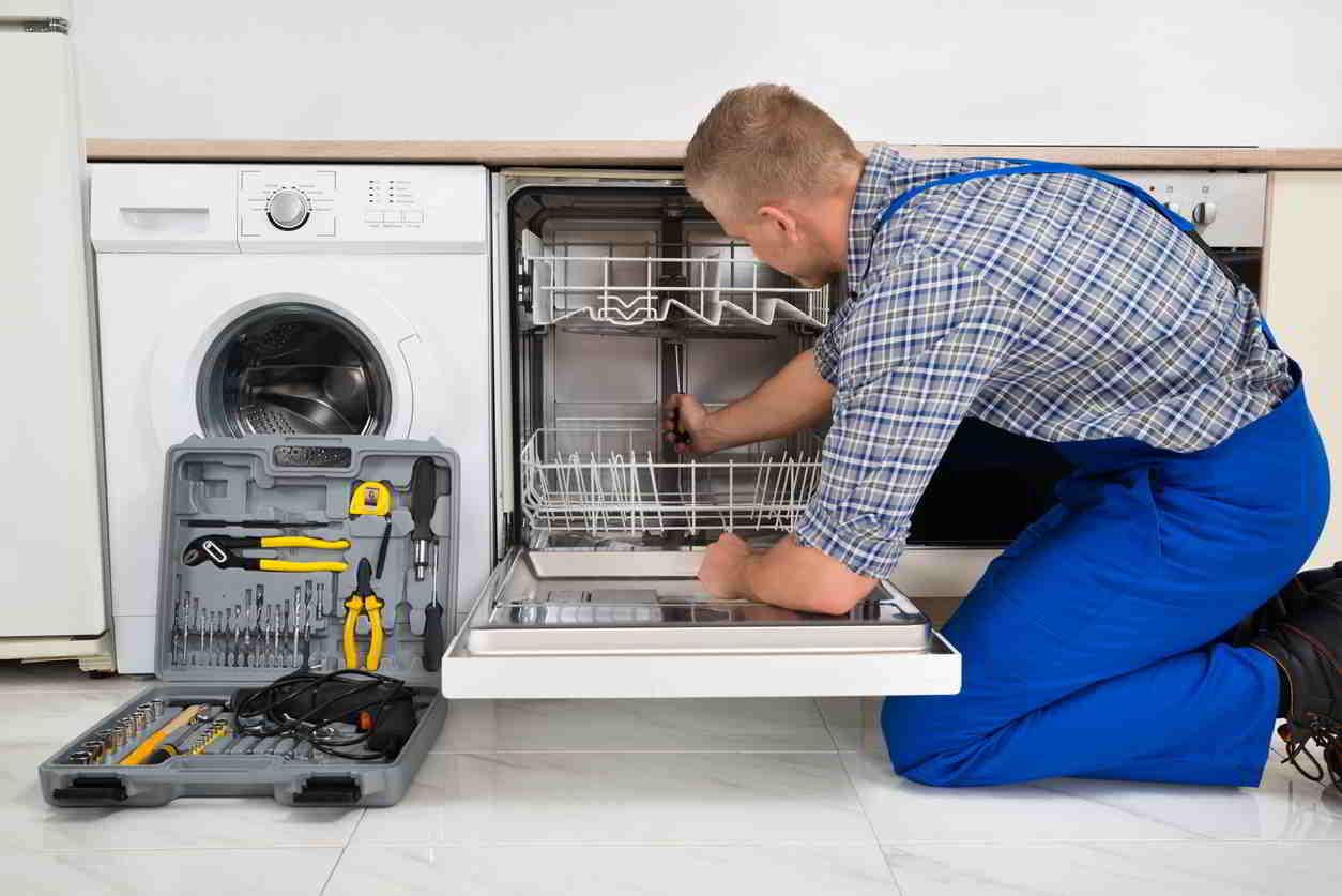 oprava umývačky riadu