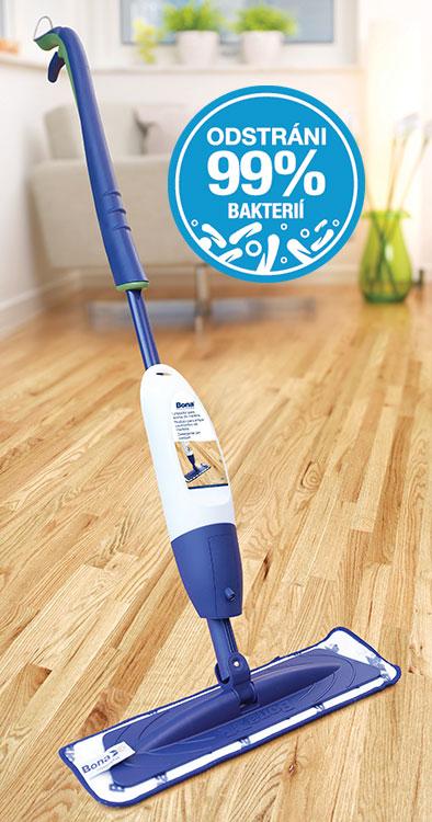 Bona Spray Mop na čistenie drevených podláh