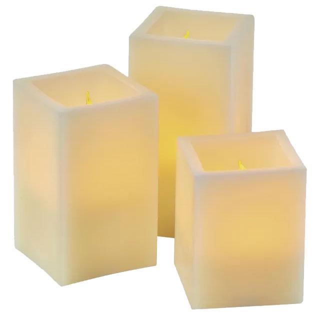 sviečky LED Emos
