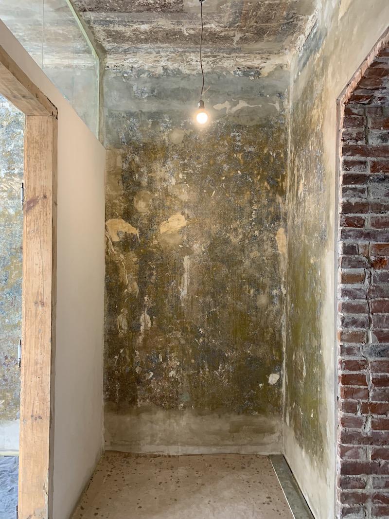 Pôvodné steny