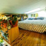 Spálňa ekodomček