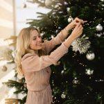 výzdoba vianočného stromčeka