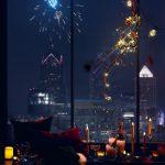 Silvestrovské osvetlenie