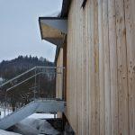 Typová drevostavba v Štiavnických vrchoch