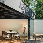 Jedáleň na slnečnej terase