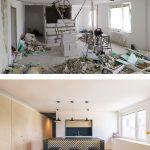 Kuchyňa pred a po