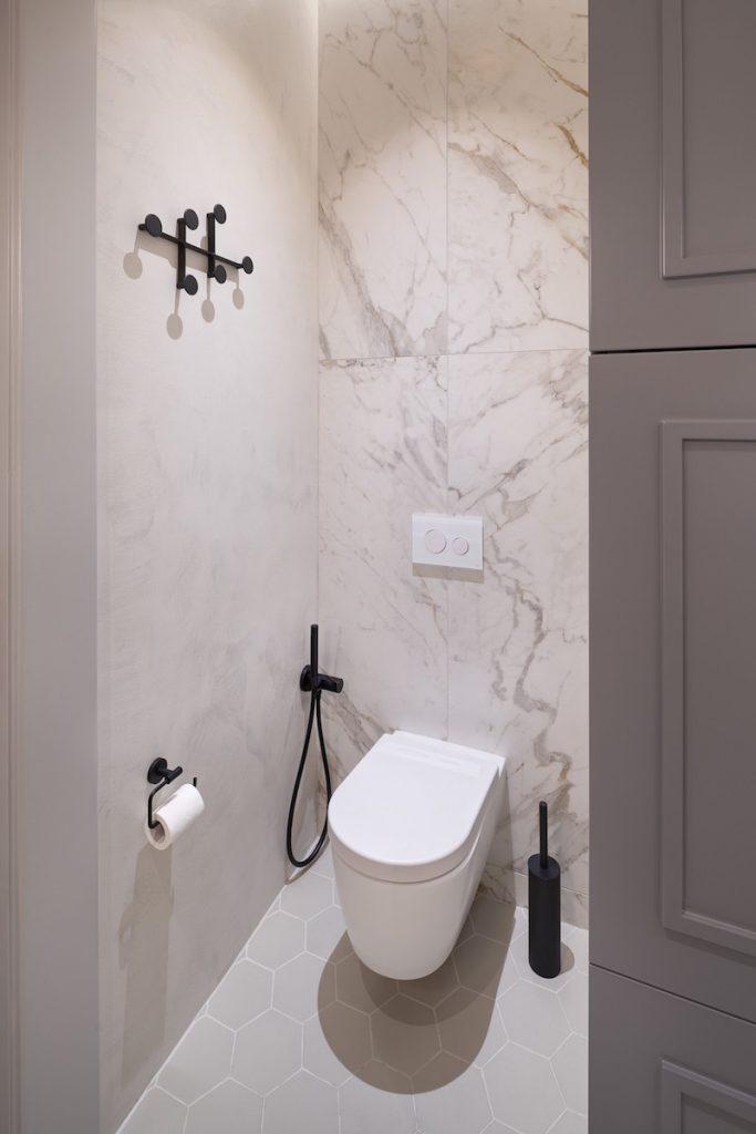 Svetlá toaleta