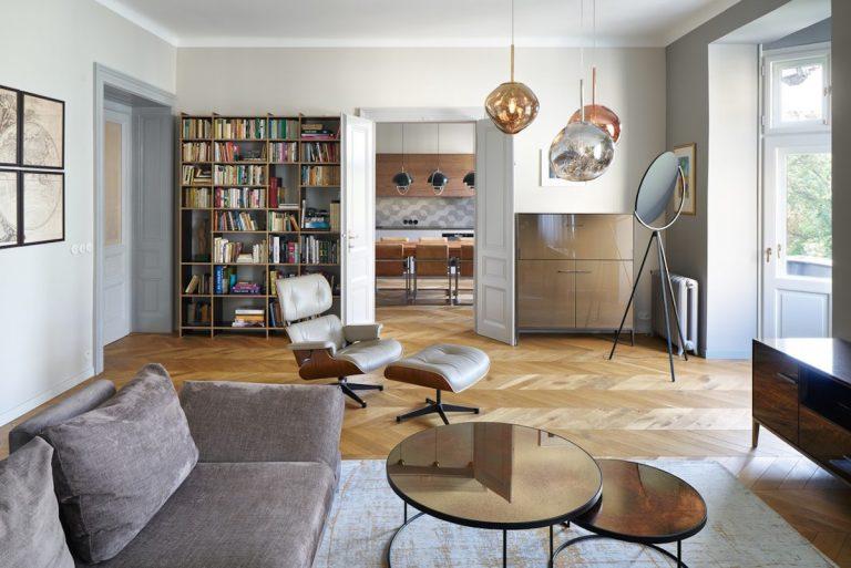Súťaž Interiér roku: Príjemný aútulný byt pre štvorčlennú rodinu